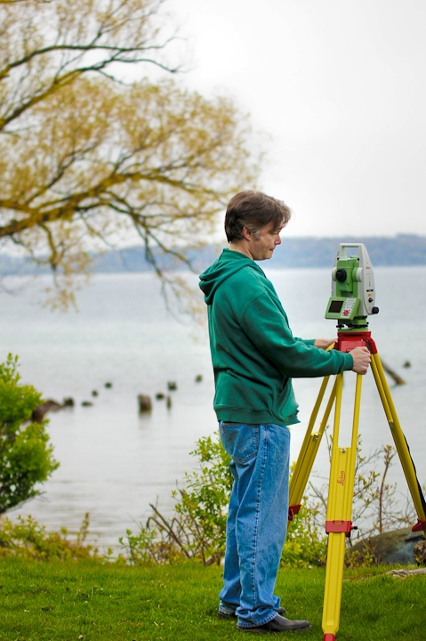 Total Station Surveying